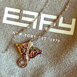 EFFY Stingray Necklace